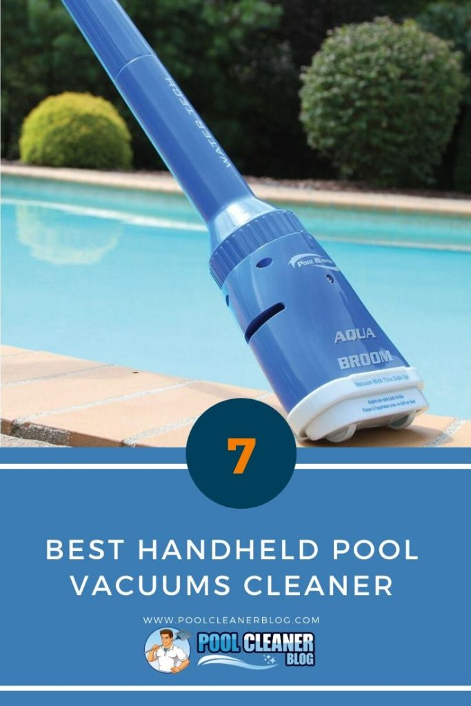 Best Handheld Pool Vacuums Cleaner