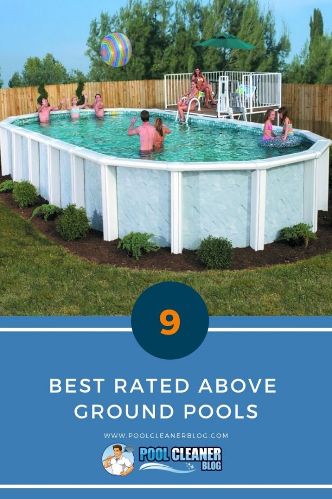 Best Rated Above Ground Pools