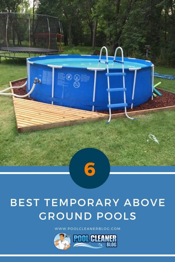 Best Temporary Above Ground Pools