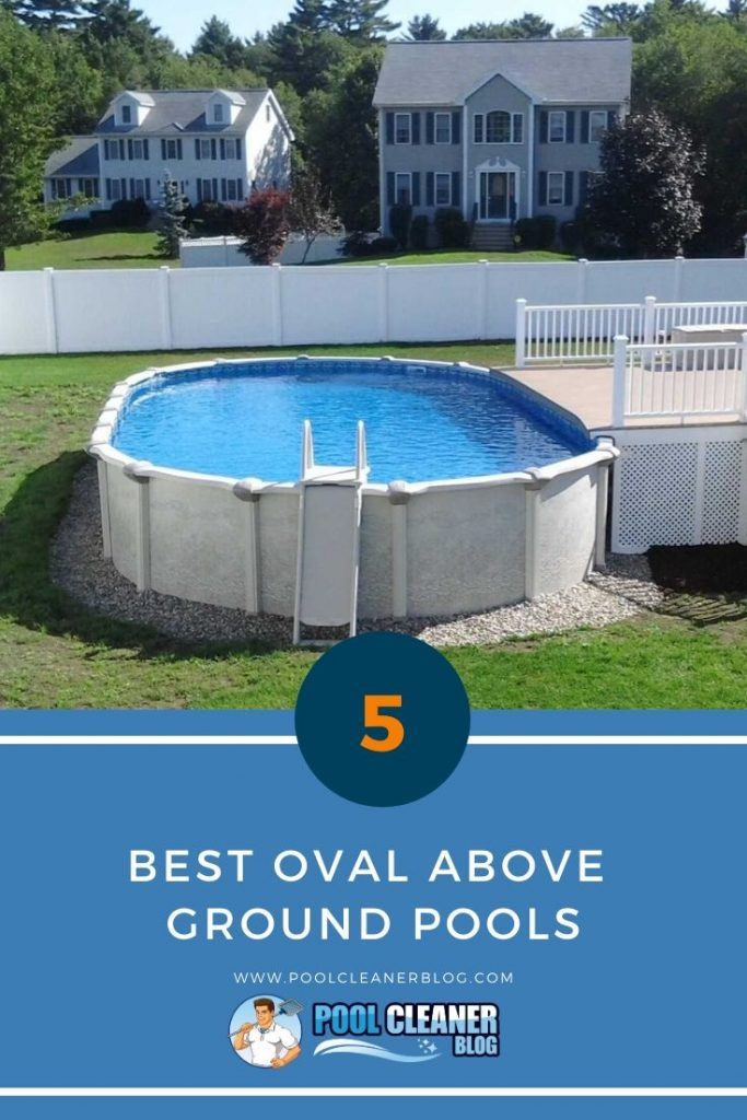 Best Oval Above Ground Pools