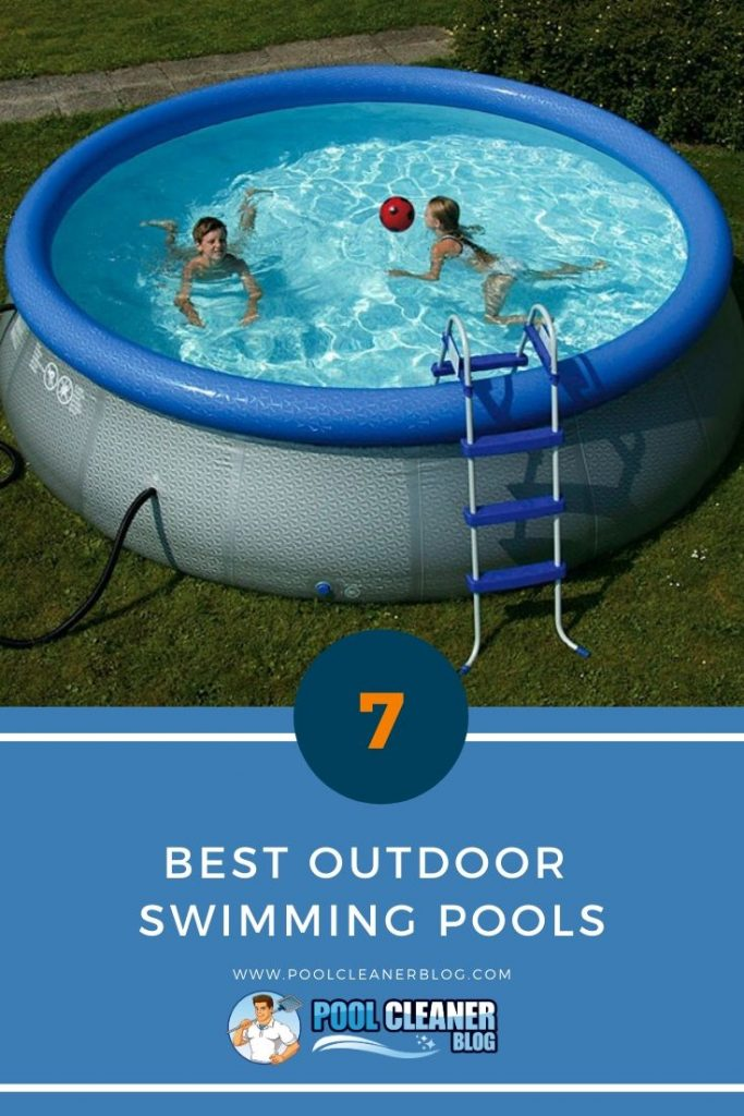 best Outdoor Swimming Pools