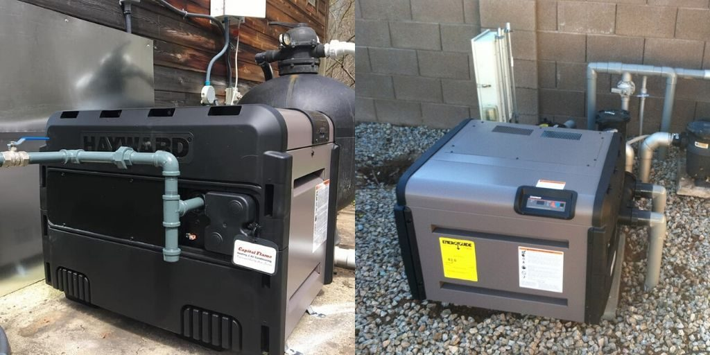 hayward pool heater review