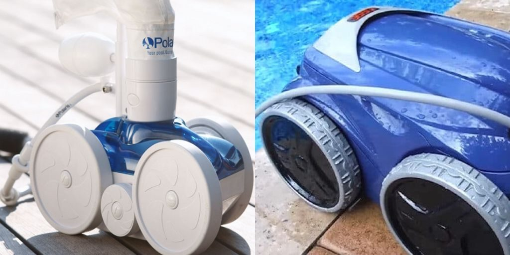 polaris robotic pool cleaner reviews