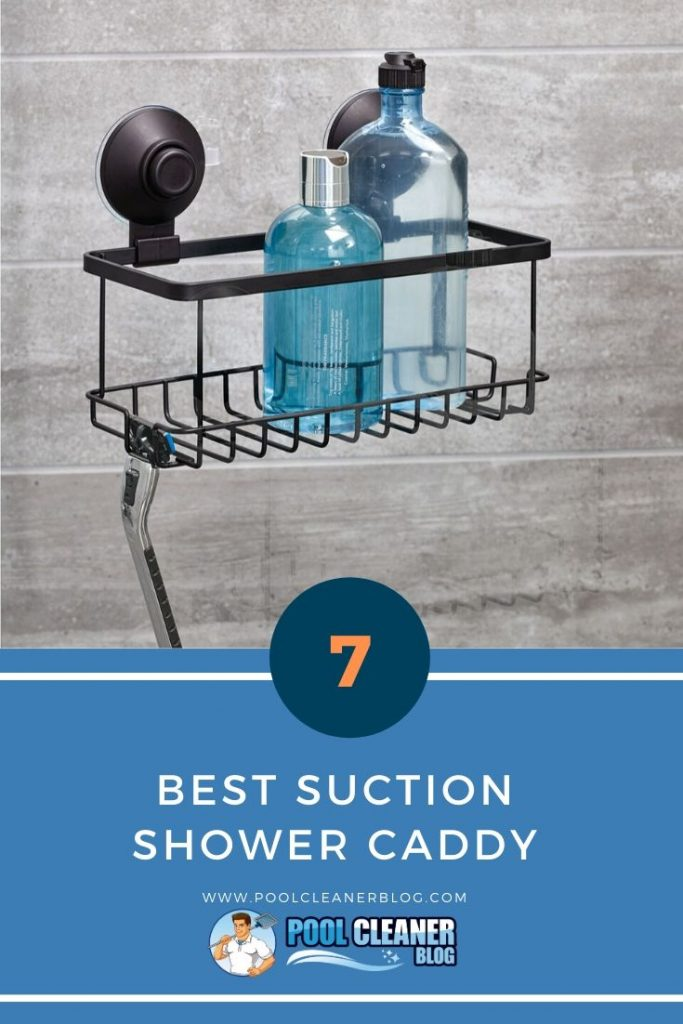 Best Suction Shower Caddy