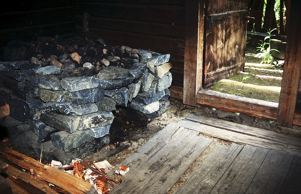 Where Did Saunas Originate