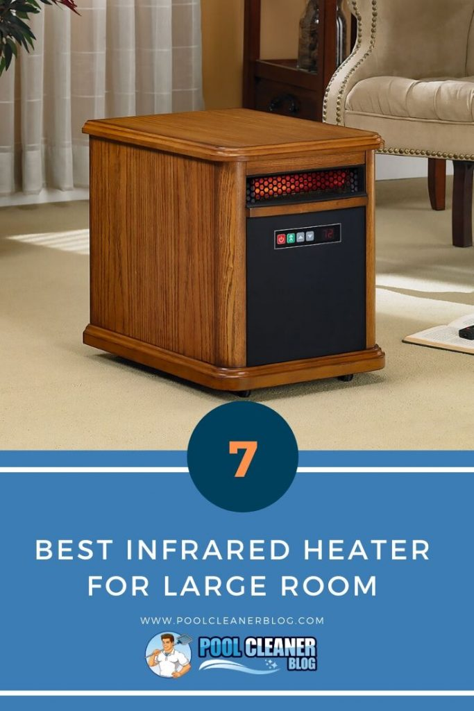 Best Infrared Heater for Large Room