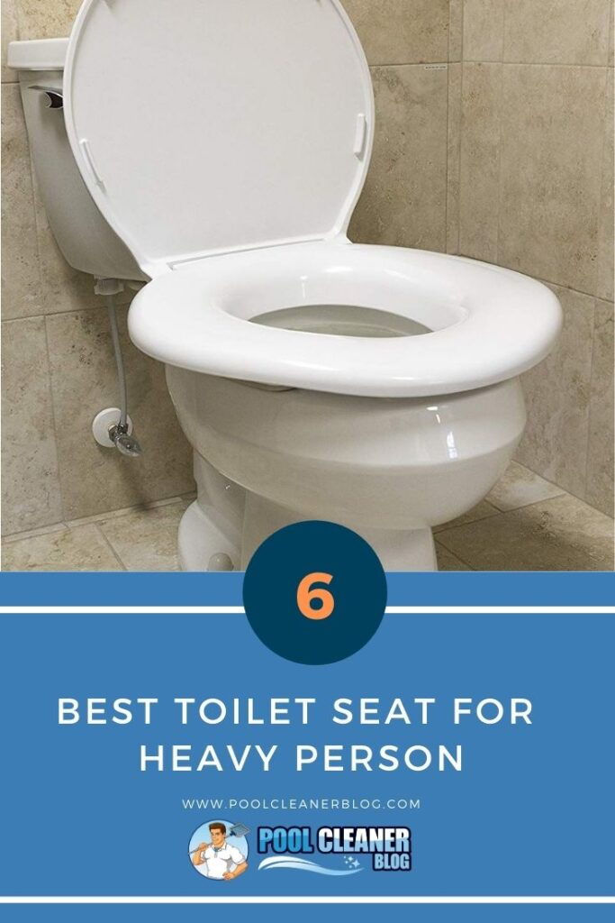 Best Toilet Seat for Heavy Person